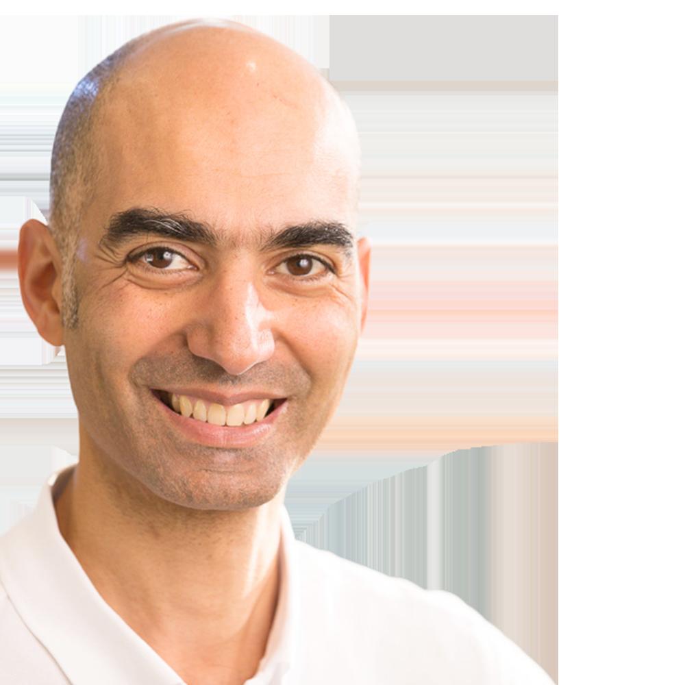 Dr. med. Siamak Pourhassan